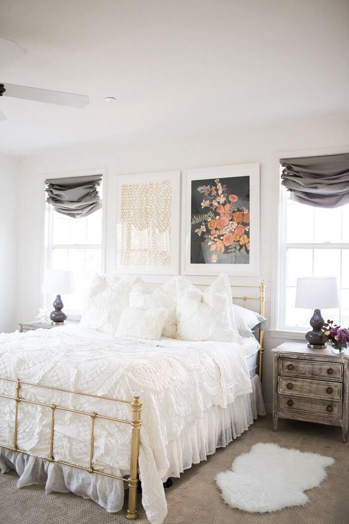 ٢۴ ايده برای بھتر ساختن اتاق خواب