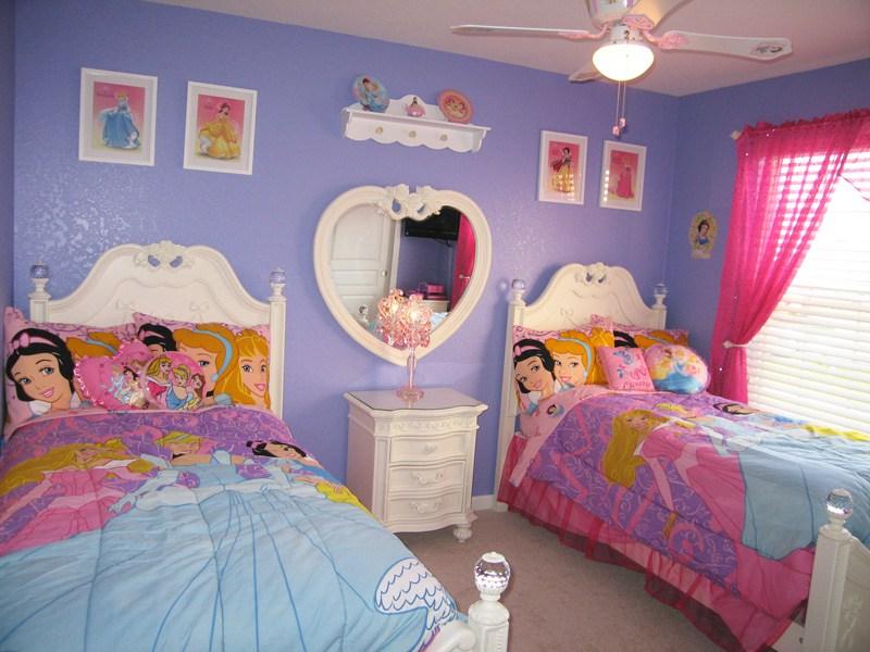 ٢ ١قدم تا دکوراسيون اتاق خواب کودکان