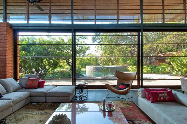 طراحی داخلی به سبک آسیایی