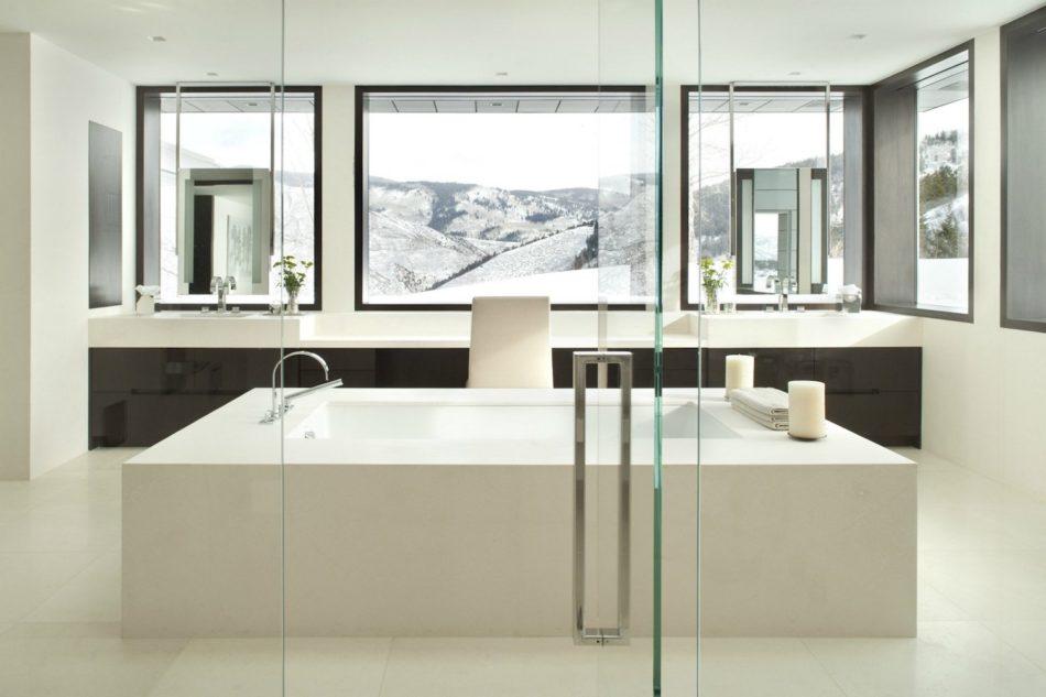 ایده های تخصصی جهت طراحی داخلی حمام لوکس
