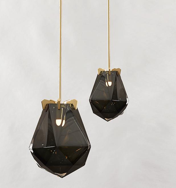 طراحی داخلی لوکس اتاق نشیمن در سال 2019
