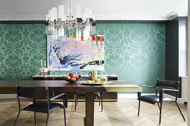 طراحی داخلی به سبک اکولتیک