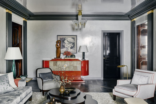 طراحی داخلی به سبک هنریDECO