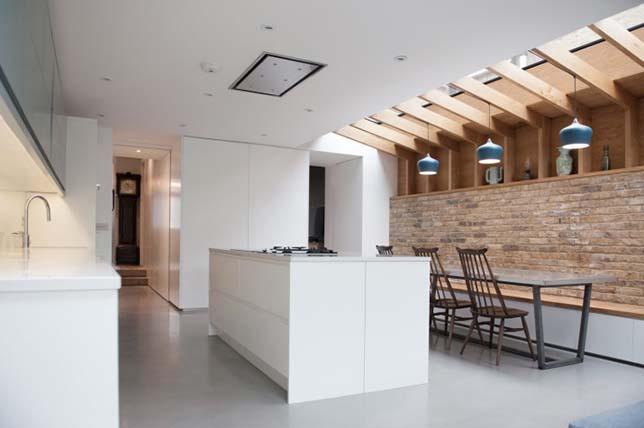 طراحی داخلی به سبک روستایی مدرن