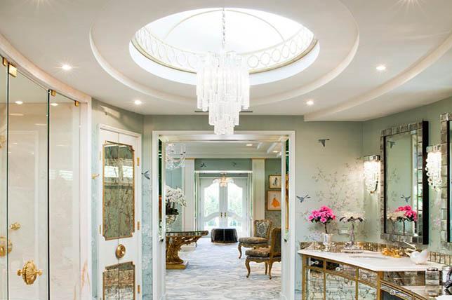 طراحی داخلی به سبک سنتی