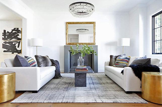 طراحی داخلی به سبک مدرن شهری