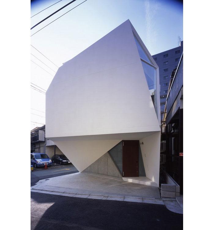 طراحی داخلی و معماری مدرن ژاپنی و شکل های زیبا آن