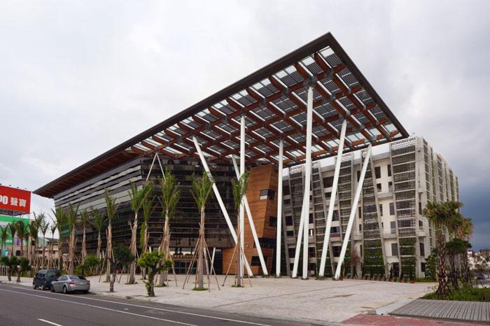 معماری صنعتی مدرن