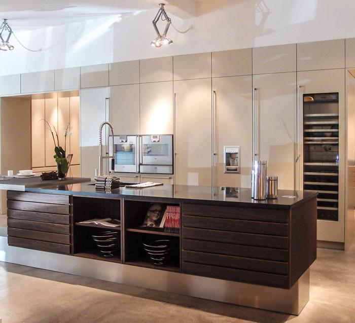 دکوراسیون داخلی آشپزخانه : آشپزخانه به سبک اسکاندیناوی
