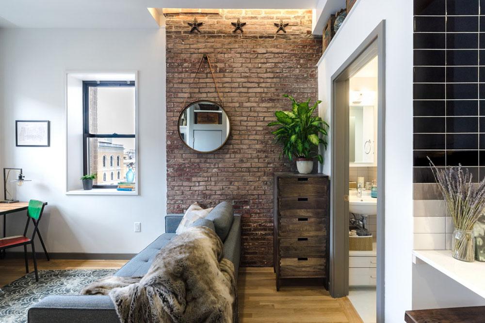 طراحی داخلی آپارتمان های کوچک: ایده های تزئینی عالی برای ایجاد فضای کوچک