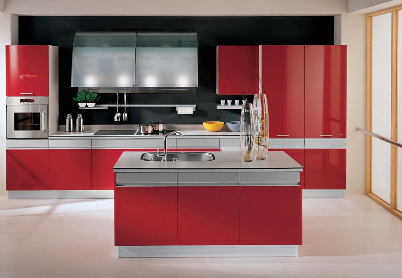 طراحی دکوراسیون آشپزخانه لوکس