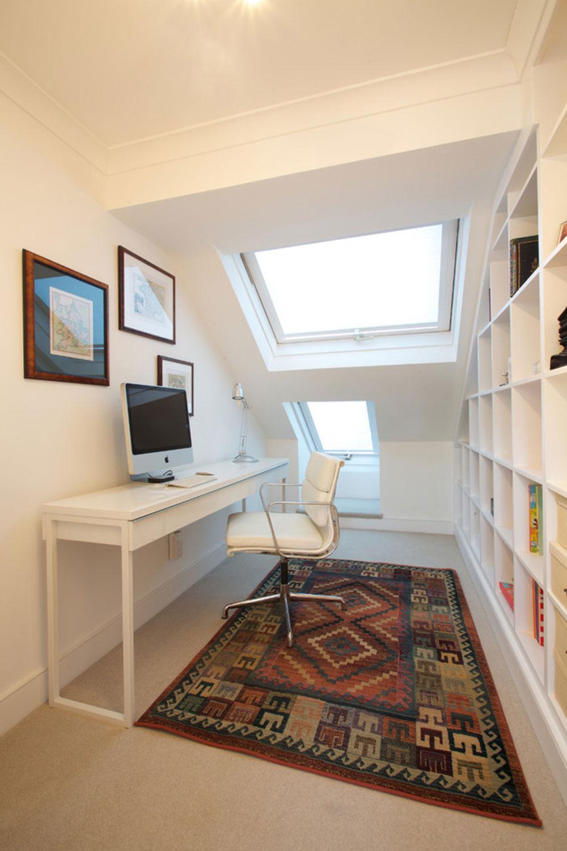 طراحی داخلی اتاق مطالعه به سبک شما Decorating Your Study Room With Style