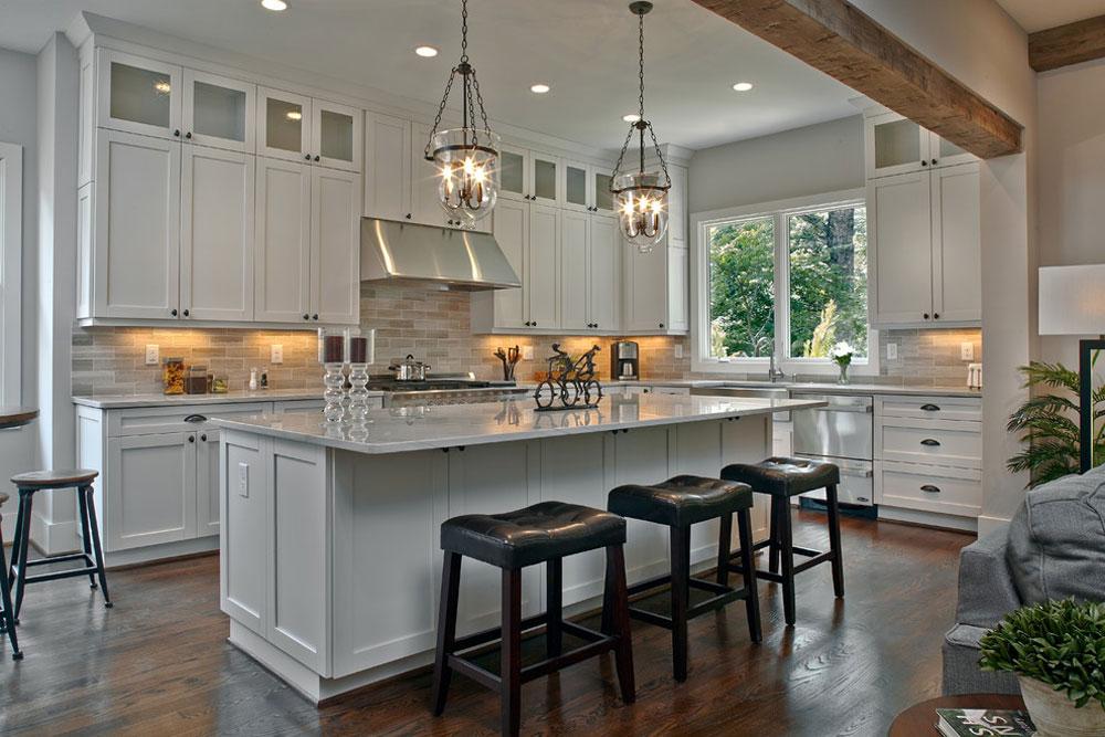 بازسازی آشپزخانه: آنچه شما قبل از طراحی داخلی آشپزخانه باید بدانید