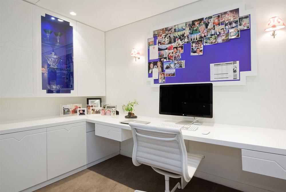 ایده های طراحی داخلی اتاق کار
