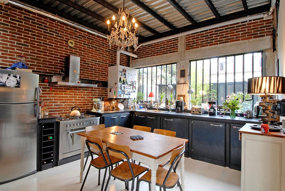 دکوراسیون داخلی آشپزخانه Interior decoration of the kitchen