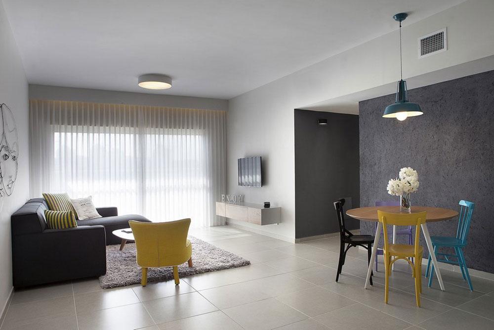 ایده های آپارتمانی مینیمالیستی