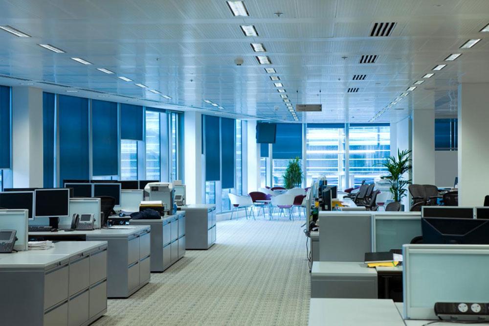 الهام از طراحی داخلی اداری - مفاهیم و مبلمان