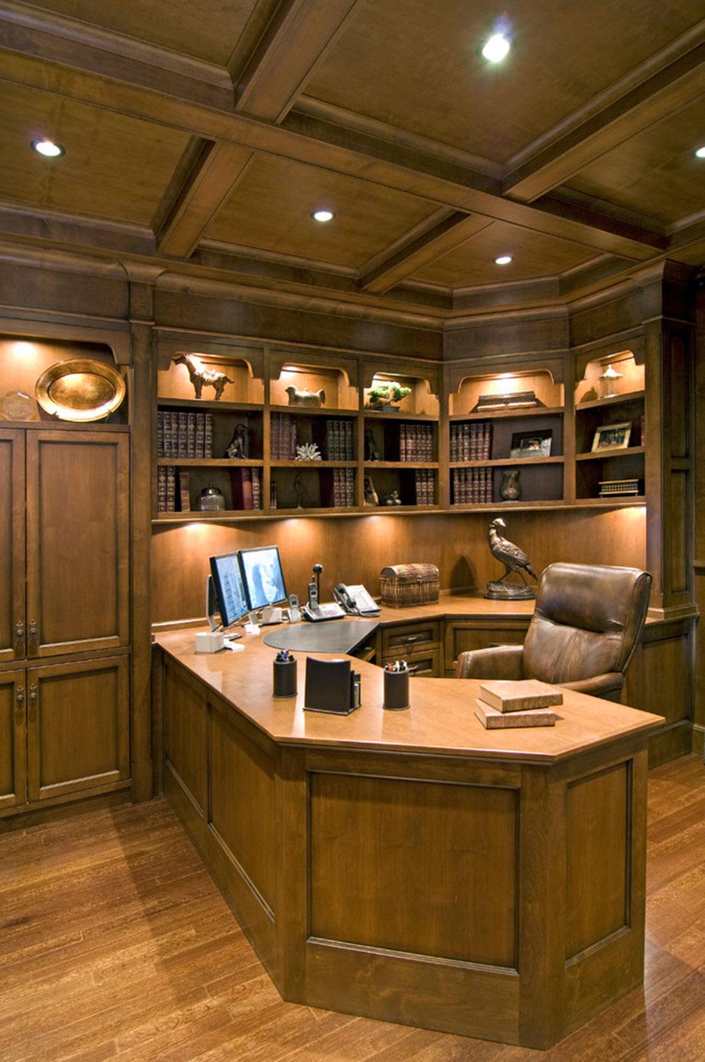 راهنمایی برای راه اندازی دفتر کار در خانه شما Tips For Setting Up Your Home Office