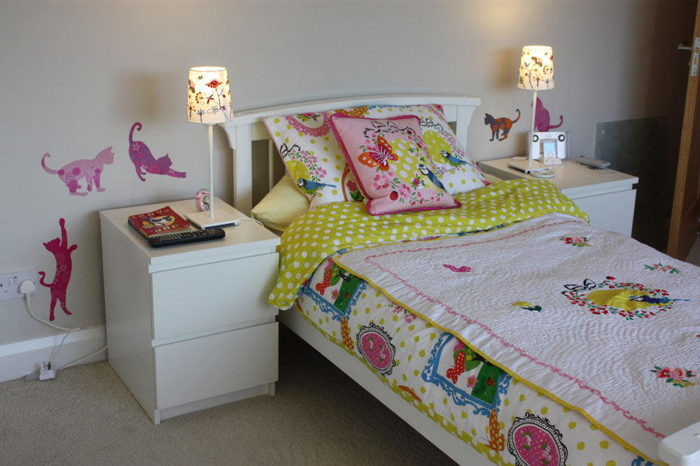 دکوراسیون داخلی اتاق خواب دختران نوجوان